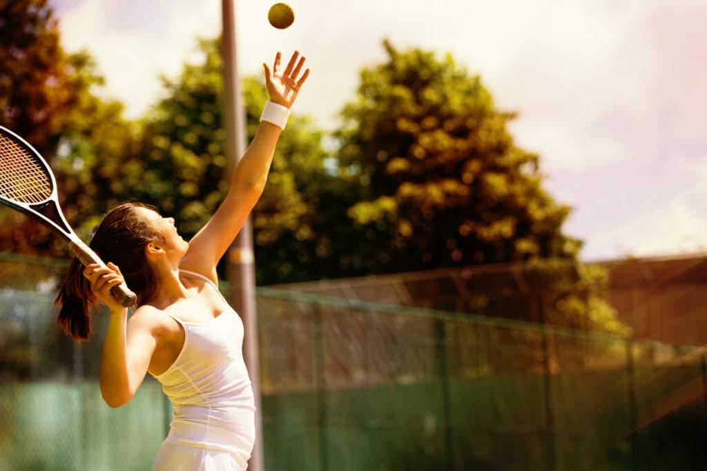 Débuter en tennis