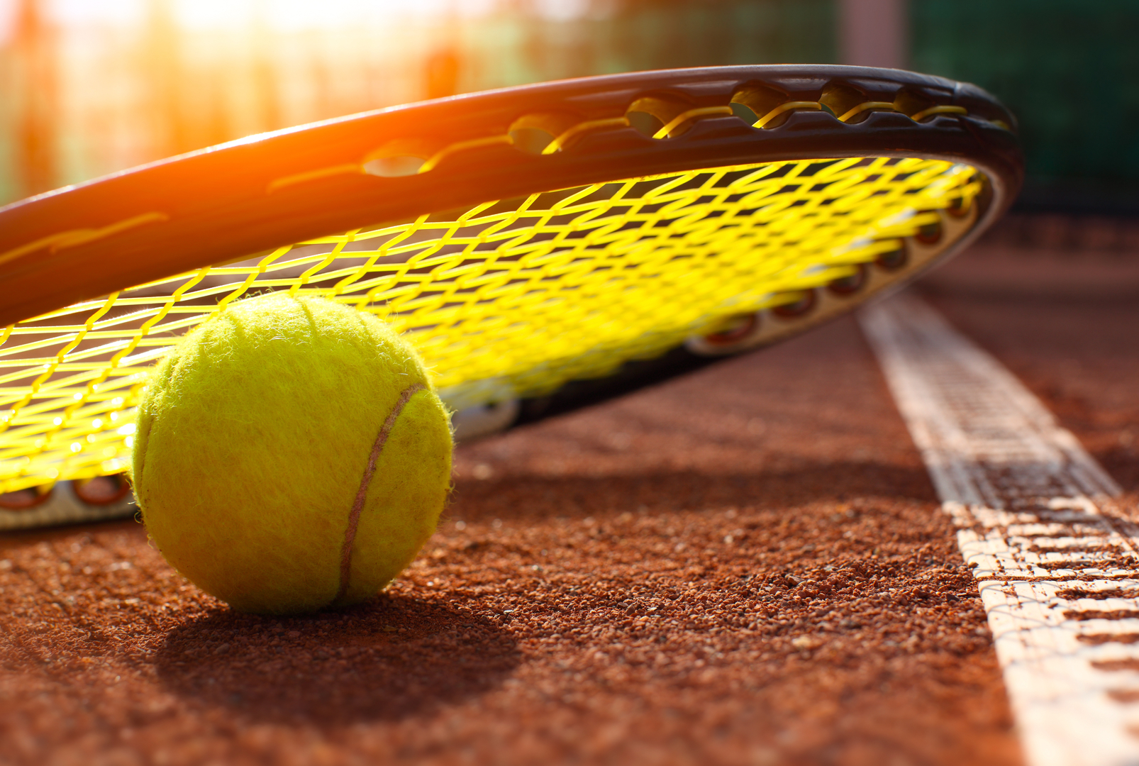 championnats de tennis prévus